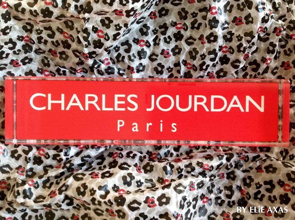 Charles Jourdan BY ELiE AXAS