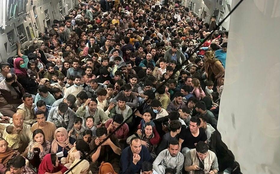 Les exfiltrés de Kaboul